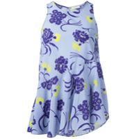 P.a.r.o.s.h. Regata Floral - Azul