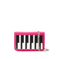 Les Petits Joueurs Clutch Janis Piano Mini - Rosa