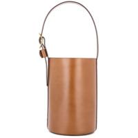 Trademark Small Classic Bucket Bag - Marrom