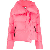 Bacon Feather Down Puffer Jacket - Rosa