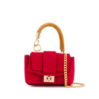 Alila Mini Venice Tote Bag - Vermelho