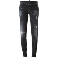 Dsquared2 Calça Jeans Cenoura - Preto