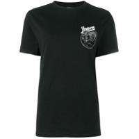 Loewe Camiseta Com Estampa - Preto