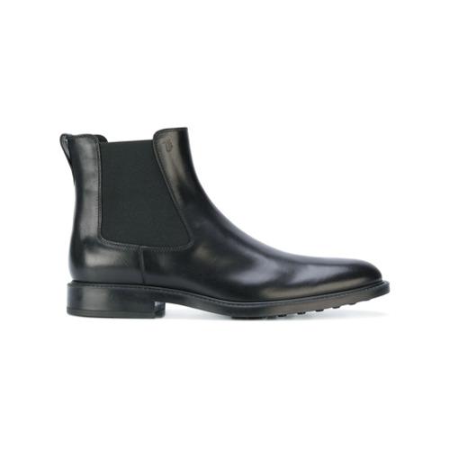 Imagem de Tod's Ankle boot 'Chelsea' de couro - Preto
