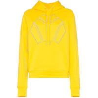 Gmbh Moletom Com Logo Bordado - Amarelo