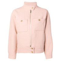 A.p.c. Zipped Jacket - Rosa