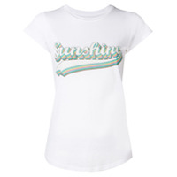 Zadig&voltaire Camiseta Sunshine - Branco