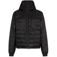 Canada Goose Lodge Hooded Jacket - Preto