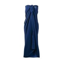 Jean Paul Knott Vestido Pareo - Azul