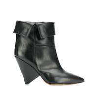 Isabel Marant Ankle Boot Luliana - Preto