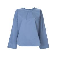 Sofie D'hoore Blusa Mangas Longas - Azul