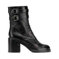 Laurence Dacade Pilar Ankle Boots - Preto
