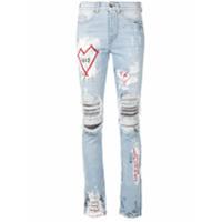 Mjb Calça Jeans 'crix Iii' - Azul