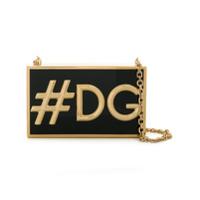 Dolce & Gabbana Clutch '#dg' - Preto