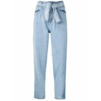 Amapô Calça Jeans Clochard Bleached - Azul