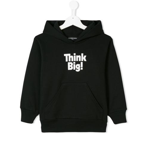 Imagem de Balenciaga Kids Conjunto 'Think Big' - Preto