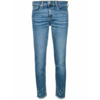 Rag & Bone Calça Jeans Reta - Azul