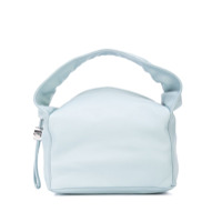 Kara Top Handle Mini Bag - Azul