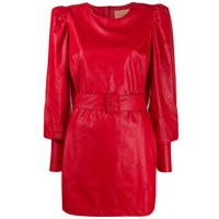 The Andamane Vestido Mini Carolina - Vermelho