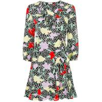 Rixo London Vestido 'abigail' De Seda - Estampado