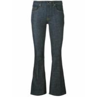 Victoria Victoria Beckham Calça Jeans Flare - Azul