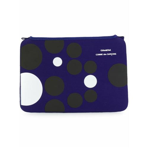 Imagem de Comme Des Garçons Wallet Necessaire 'Macbook Air 11' - Azul