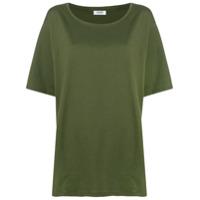 Liu Jo Camiseta Oversized - Verde