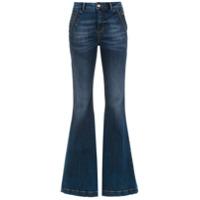 Tufi Duek Calça Jeans Flare - Azul