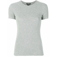Dsquared2 Underwear Camiseta Slim Fit - Cinza