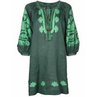 Vita Kin Vestido Curto Shalimar - Verde