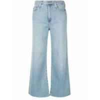 Ag Jeans Calça Jeans Emma Pantalona - Azul