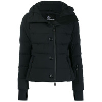 Moncler Grenoble Giubbotto Guyane Puffer Jacket - Preto