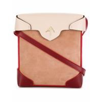 Manu Atelier Bolsa Tiracolo 'pristine' Mini - Vermelho