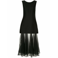 Maggie Marilyn Vestido 'find Strenght In Your Identity' - Preto