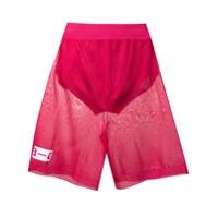 Artica Arbox Short Translúcido - Rosa