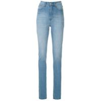 Amapô Calça Jeans Wanda Cintura Alta - Azul