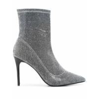 Kendall+Kylie Ankle Boot 'millie' - Prateado