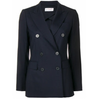 Alberto Biani Double-Breasted Blazer - Azul