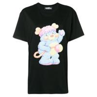 Jeremy Scott Camiseta Com Estampa - Preto