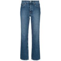 Trave Denim Calça Jeans Reta Blake - Azul