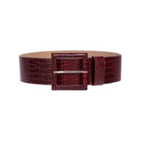 B-Low The Belt Cinto Com Gravação - Vermelho