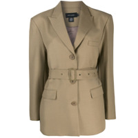 Low Classic Single Breasted Jacket - Verde