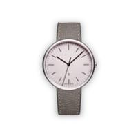 Uniform Wares Relógio 'm38 Date' De Aço Inoxidável - Cinza