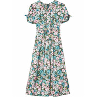 Marc Jacobs Vestido Midi The 40's - Azul