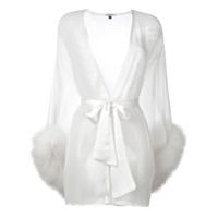 Gilda & Pearl Diana Kimono - Branco