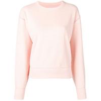 Rag & Bone Vestido Com Textura Flanelada - Rosa