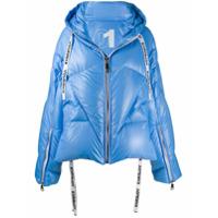 Khrisjoy Oversized Padded Jacket - Azul
