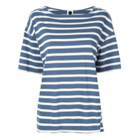 Bassike Camiseta Sailor - Azul