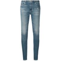 Ag Jeans Calça Jeans Skinny - Azul