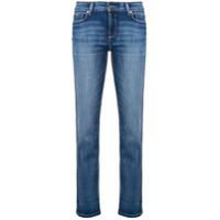 Cambio Calça Jeans Slim - Azul